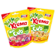 Bonbons mini cub bio fruit rouge KREMA 30gr