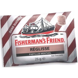 Bonbon réglisse menthol - Fisherman's Friend