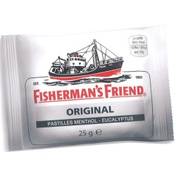 Bonbon menthol eucalyptus - Fisherman's Friend