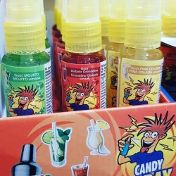 Candy spray vaporisateur 26 ml orange