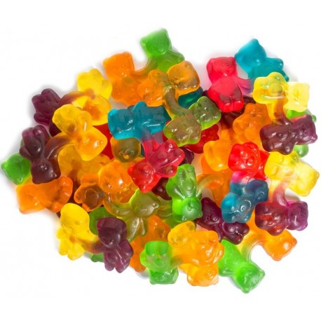 Twin Ours - Haribo - 100g