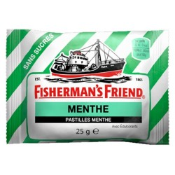 Fisherman's Friend menthe sans sucre