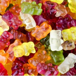 Gros oursons lisses - Trolli