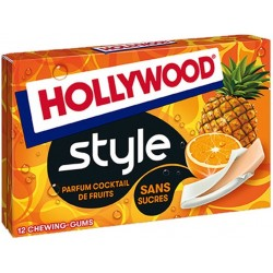 HOLLYWOOD STYLE COCKTAIL DE FRUITS